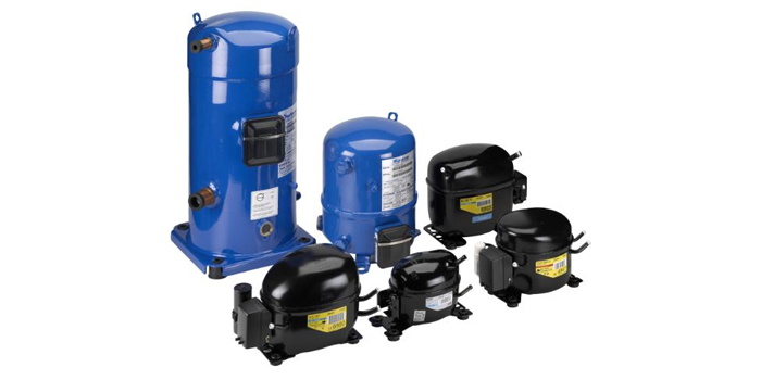 Compressors for Air Conditioning and Heating