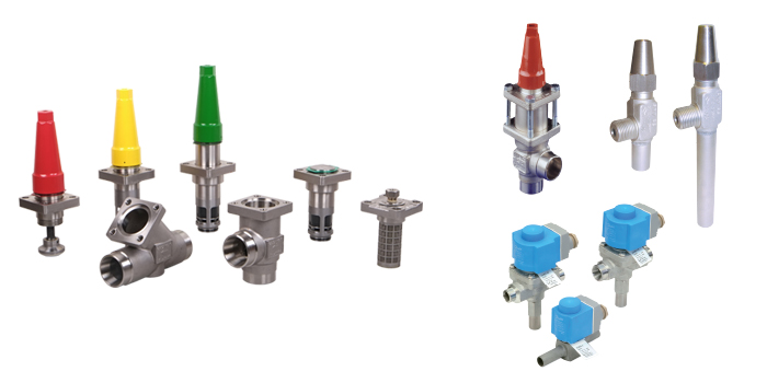 Stainless Steel Valves Flexline™